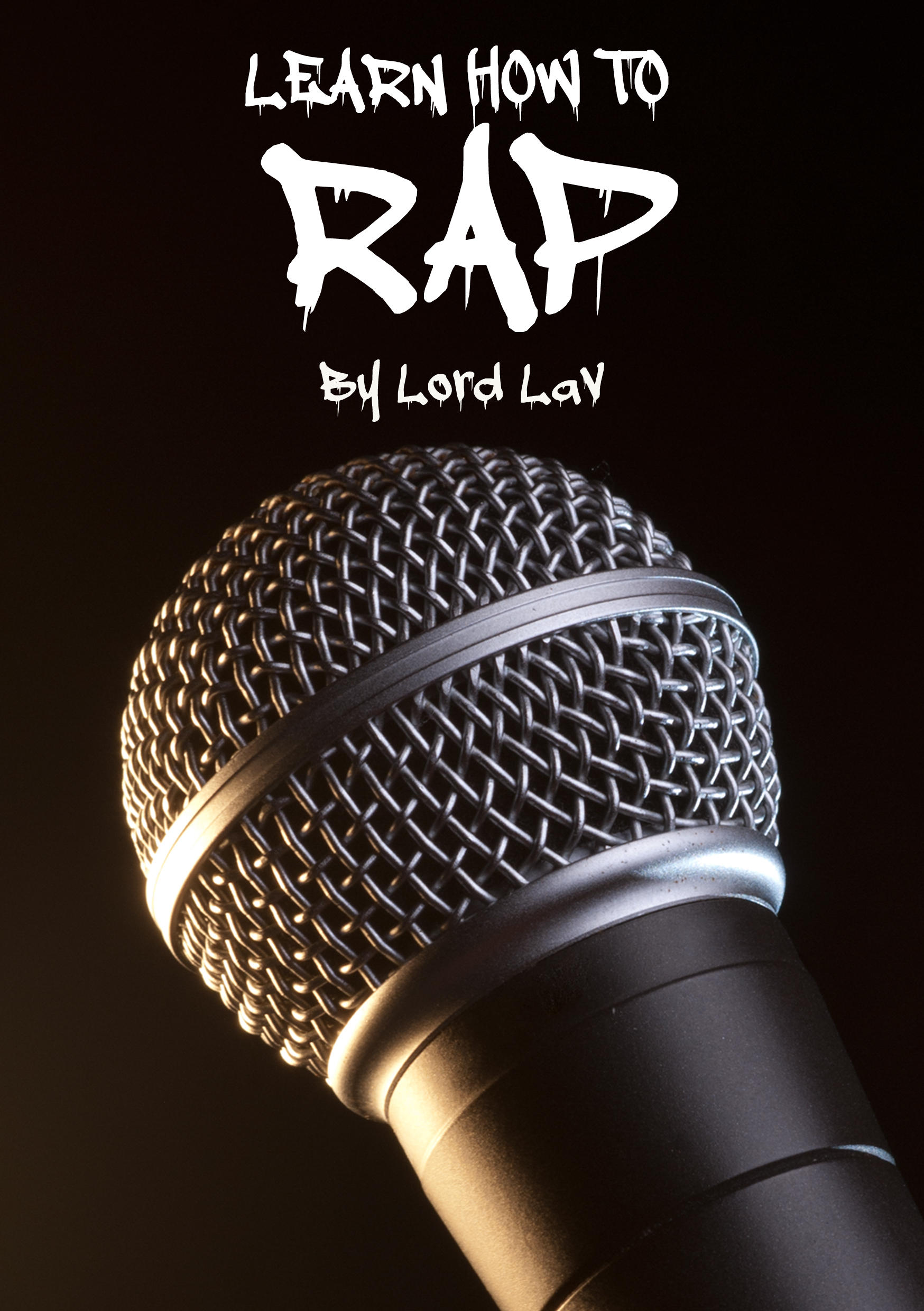 Learn How To Rap eBook cover